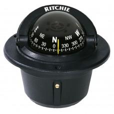Bússola Explorer - a Encastrar - Preto - Ritchie