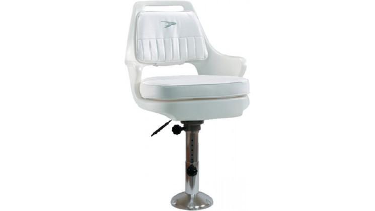 Assento Padrão c/ Pedestal Acolchoado - Wise