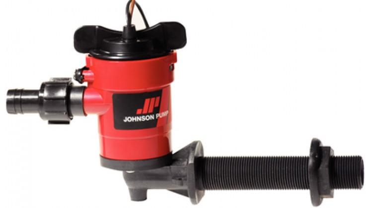 Bomba 90º de Recirculação de Cartucho - 500 GPH - Johnson Pump