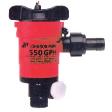 Bomba de 2 Tomadas - 750 GPH - 12V - Johnson Pump