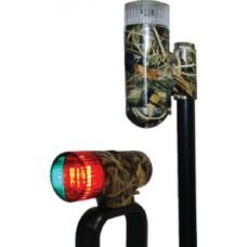 Kit Portátil LED's Navegação a Pilhas - Camuflado – Attwood