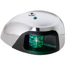LED Aço Inox - Estibordo - 1 MN - Verde - Attwood