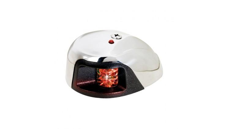 LED Aço Inox - Bombordo - 2 MN - Vermelho - Attwood