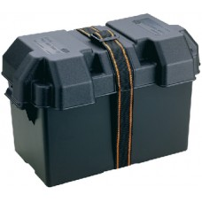 Caixa Suporte de Bateria - Compatível c/ Grupo 27- Attwood