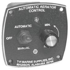 Painel Controlo Bomba Automática Recirculação - 10 Amp - T-H Marine