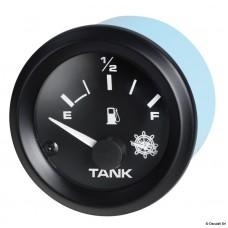 Indicador de nível de combustível 10/180 Ohm - Osculati
