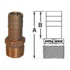 Adaptador em Bronze Fundido - 13mm/16mm - Groco