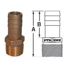 Adaptador em Bronze Fundido - 19mm - Groco