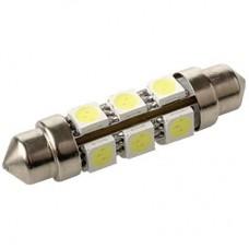 """Lâmpada Substituição 4 LEDs """"All Around"""" - 32mm - 10W - Sea-Dog Line"""