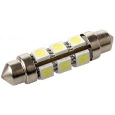 """Lâmpada Substituição 12 LEDs """"All Around"""" - 27mm - 35W - Sea-Dog Line"""
