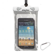 Capa Estanque GPS/PDA/Gameboy® - 127mm x 203mm - Branco/Cinza - Dry Pak