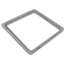 Moldura de Alumínio Preto - Bomar