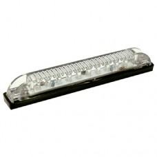 Faixa 10 LEDs submersível - Branco - Seachoice