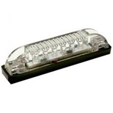 Faixa 6 LEDs submersível - Vermelho - Seachoice