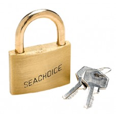 Cadeado de Bronze - Fecho simples - 32 mm - Seachoice