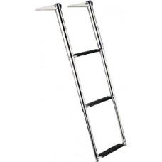 Escada de Banho em Aço Inox - 3 Degraus - Seachoice