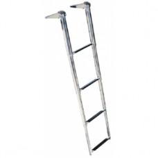 Escada de Banho em Aço Inox - 4 Degraus - Seachoice