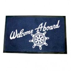 "Tapete ""Welcome Aboard"" - Seachoice"