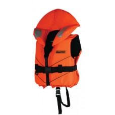 Colete c/Escapular e Zip SV Homologado Criança M - 100 N - Seachoice
