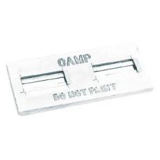 Ânodo Tipo Placa - 292mm x 133mm x 16mm - Camp Co