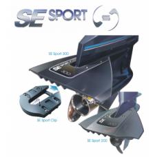 Hydrofoil / Estabilizador - SE Sport 300 - 40-350 CV - Cinzento - Sport Marine Tech