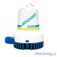 Bomba de Porão Elétrica 5678l/h 28mm - Seachoice