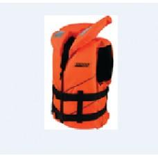 Colete c/Escapular e Zip SV Homologado Adulto M-L- 100 N - Seachoice