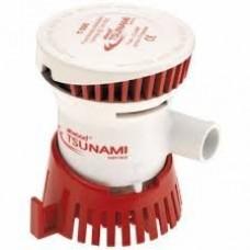 Bomba de Porão Tsunami 500 - 1893Lts/hora 12V - Attwood