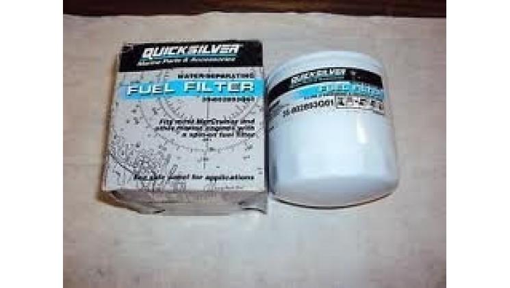 Filtro Separador de agua / combustivel  Quicksilver para motor Mercruiser