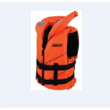 Colete c/Escapular e Zip SV Homologado Adulto XL-XXL - 100 N - Seachoice