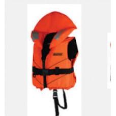 Colete c/Escapular e Zip SV Homologado Criança S 100 N - Seachoice